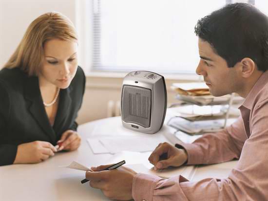 近史低价!Lasko 754200C 陶瓷恒温电取暖器5.1折 36.42加元包邮!