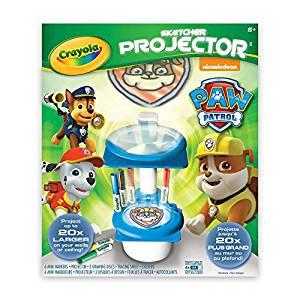白菜价!Crayola绘儿乐发光投射画板  狗狗巡逻队 6.5加元,原价 28.99加元