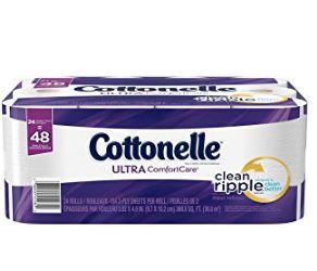 销量冠军!Cottonelle Ultra 24卷双层超舒适柔软卫生纸 9.48-9.98加元!