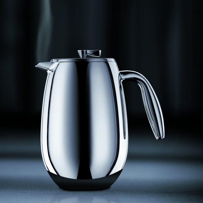 Bodum Columbia 8杯不锈钢热压锅/保温壶 79.99元,原价 128.8元,包邮