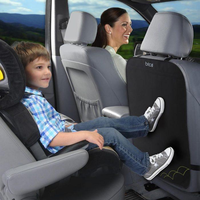 历史新低!Munchkin BRICA 豪华超大汽车座椅防脏防踢垫 5.59加元特卖!