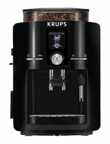 历史最低价!KRUPS EA8250  Espresseria 高级全自动意式咖啡机 543.55元限量特卖(内置咖啡豆研磨器),原价 792.86元,包邮