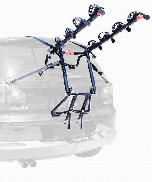历史新低!Allen Sports 高级后备箱自行车车架(可装4辆)3.5折 86.46加元限时特卖并包邮