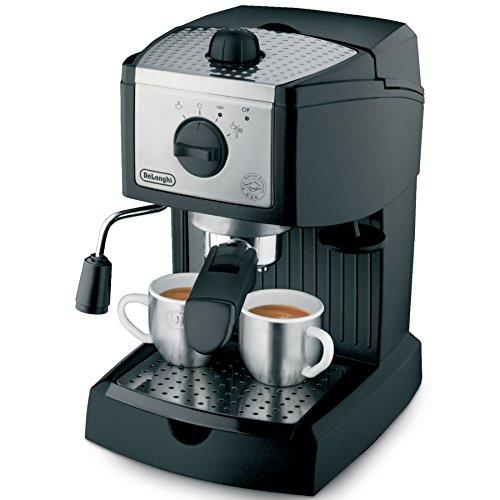 金盒头条:DeLonghi 德龙 EC155 泵压式浓缩咖啡机6.7折 99.99加元包邮!