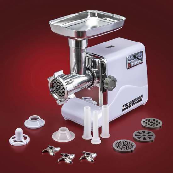 STX INTERNATIONAL STX-3000-TF 电动绞肉机/灌肠机 232.17元限量特卖并包邮!