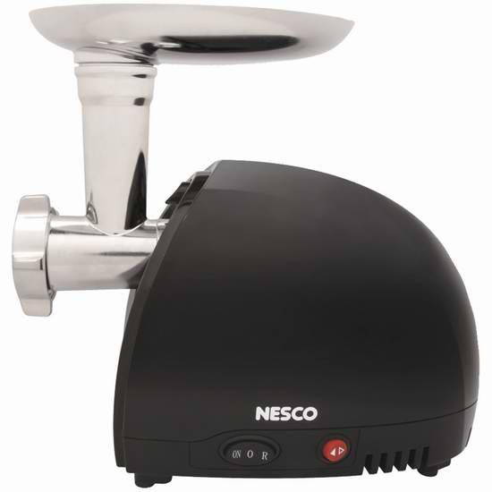 Nesco FG-100 家用电动绞肉机/灌肠机 75.1元限量特卖并包邮!