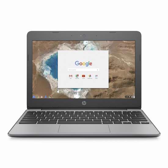历史最低价!HP 惠普 Chromebook 11.6英寸谷歌笔记本电脑 179.99加元限时特卖并包邮!