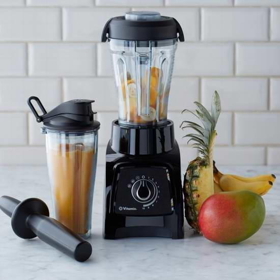 黑五专享:历史新低!Vitamix 维他美仕 S50 多功能全营养 破壁料理机 249.99加元包邮!会员专享!