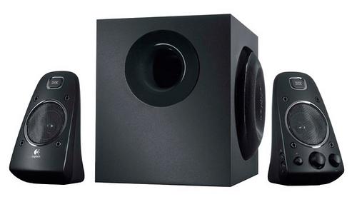 Logitech 罗技 Z623 2.1声道 家庭多媒体立体声系统7.7折 149.99加元限时特卖并包邮!