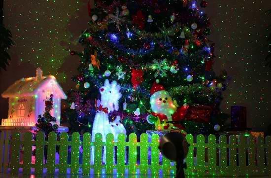 历史新低!1byone 圣诞满天星 红外遥控激光装饰灯1.6折 12.99加元限量特卖!