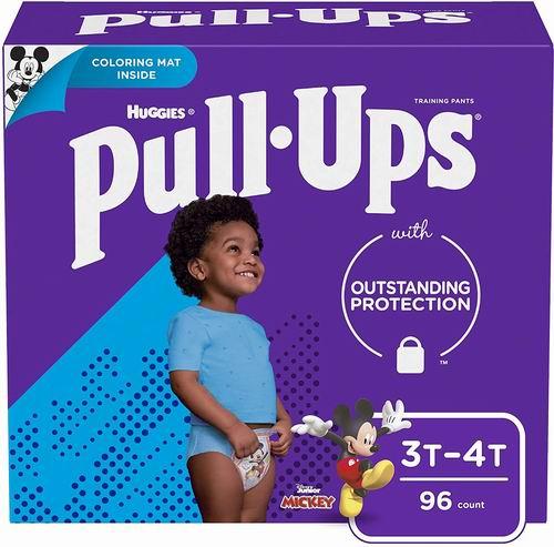 精选Huggies Pull-Ups 幼儿如厕训练裤 14.99加元起