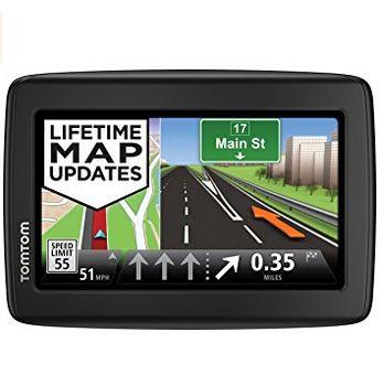 TomTom VIA 1515TM 5英寸车载GPS导航仪 145.27加元,原价 181加元,包邮