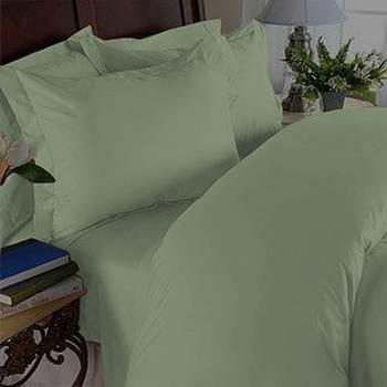 Elegant Comfort 1500线程豪华超细纤维 California King 床单4件套2.7折 15.91元限时特卖!