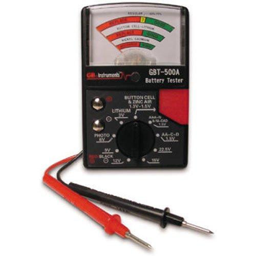 历史最低价!Gardner Bender GBT-500A 电池电量测试仪 13.96元限时特卖!