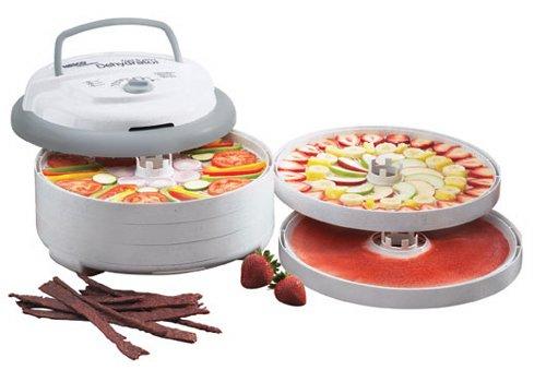 零食大师!Nesco FD-75A 600瓦专业食物烘干脱水机 89.99加元包邮!