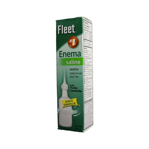 Fleet Enema 130ml 灌肠液/开塞露12支超值装 41.03元限时特卖并包邮!