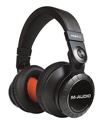 历史最低价!M-Audio HDH-50 高清头戴式监听耳机2.2折 78加元包邮!