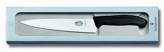 历史新低!Victorinox Swiss 维氏正宗瑞士军刀 19厘米经典款切肉刀2.3折 7.85加元清仓!