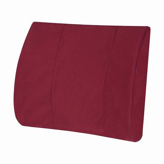 历史新低!DMI 记忆海绵背部腰部支撑枕头/腰枕 28.93加元限时特卖!