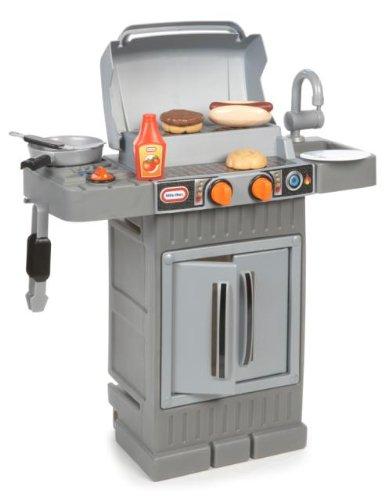Little Tikes 小泰克 Cook 'n Grow 儿童仿真BBQ烧烤炉玩具 38.97加元包邮!