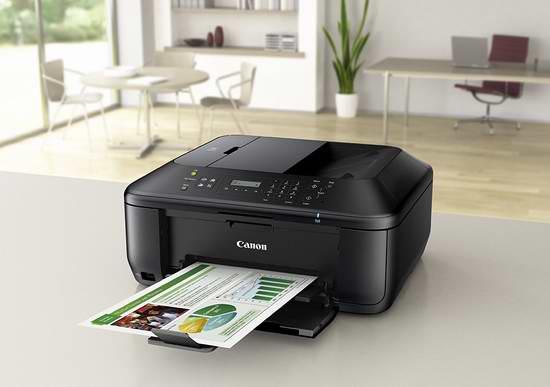 Canon 佳能 PIXMA MX532 无线多功能一体喷墨打印机 79.97加元包邮!