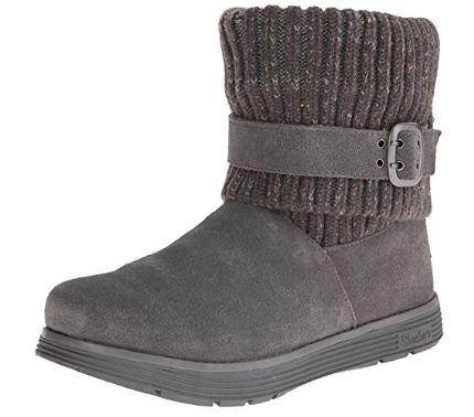 Skechers 斯凯奇 J'adore 女款雪地靴 26.98加元起特卖(4色),原价 233.2加元