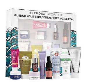 Sephora 丝芙兰 Favorites Quench Your Skin精选10件套护肤品 56加元特卖!