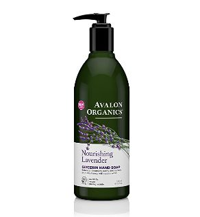 Avalon有机薰衣草甘油洗手液 5.99加元(355ml),原价 10.23加元