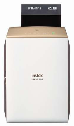 历史新低!Fujifilm 富士 Instax Share SP2 金色版 拍立得 手机打印机 179.99加元限时特卖并包邮!