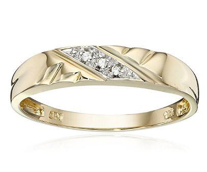 金盒头条:精选大量精美男女婚戒、钻戒等2.5折起限时特卖!