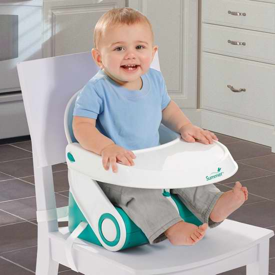 Summer Infant Sit 'N Style 成长型婴幼儿餐椅 24.99加元!