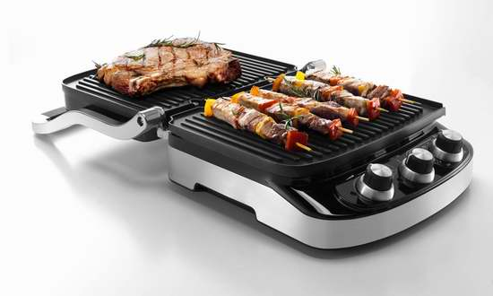 历史新低!DeLonghi 德龙 CGH902C 5合一 陶瓷涂层 电烤炉/电扒炉5.3折 95.79加元限时特卖并包邮!