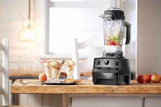 Vitamix 维他美仕 001726 多功能全营养 破壁料理机/搅拌机 419.81加元包邮!