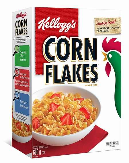 精选12款 Kellogg's 早餐速食营养麦片 2.44加元起特卖!