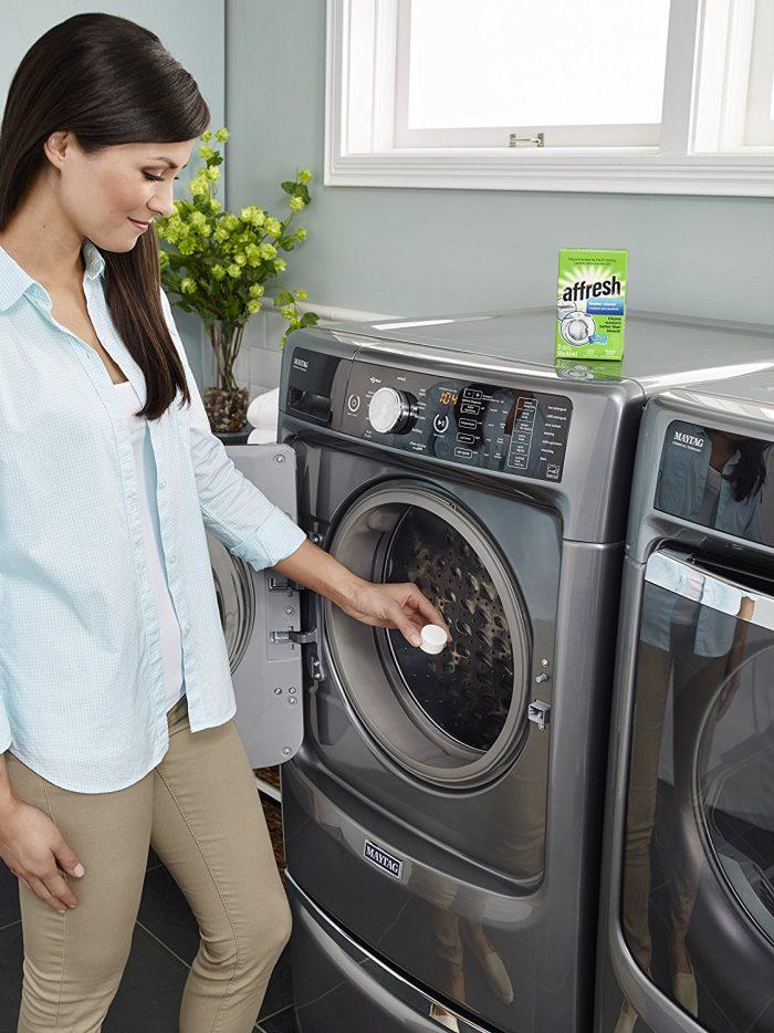 Whirlpool Affresh 洗衣机清洁剂 8.54加元(3片),原价 11.99加元