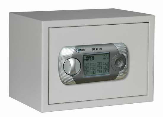 历史新低! American Security EST813 电子保险箱3.2折 51.67加元限时清仓并包邮!