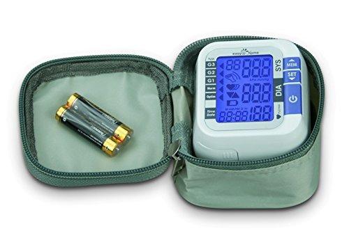 Easy@Home EPM-017 数字腕式电子血压计 26.78加元!
