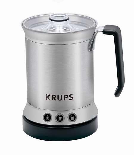 Krups XL200011 全自动奶泡机6.2折 96.23加元限时特卖并包邮!