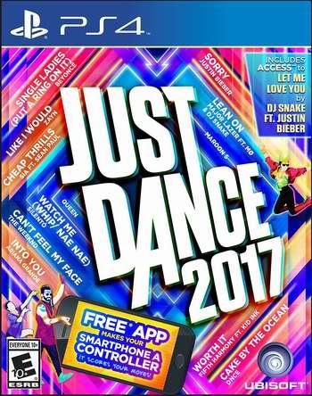 历史新低!Just Dance 舞力全开 2017(PS4/Wii/Wii U/Xbox 360/Xbox One) 14.99-19.99加元限时特卖!