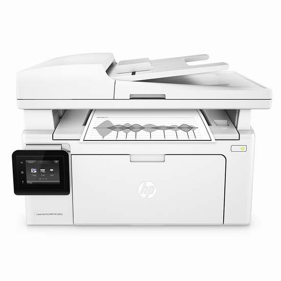 HP 惠普 LaserJet Pro MFP M130fw 多功能无线黑白激光打印机 6.1折 139.99加元限时特卖并包邮!