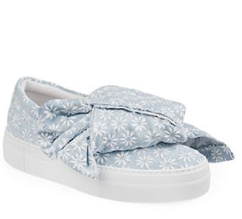 小清新 Joshua Sanders一脚蹬平底鞋 251加元(8码),原价 502加元,包邮
