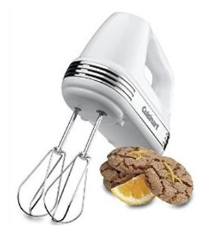Cuisinart HM-50C 手持式搅拌器 39.99加元,原价 54.99加元,包邮