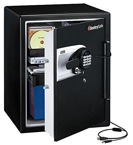 历史新低!SentrySafe QE5541 2立方英尺 防水耐火 USB电子保险箱2.8折 293.98加元限时特卖并包邮!