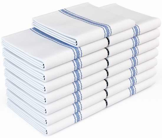 Royal 经典厨房纯棉毛巾15件套 18.67加元限量特卖!