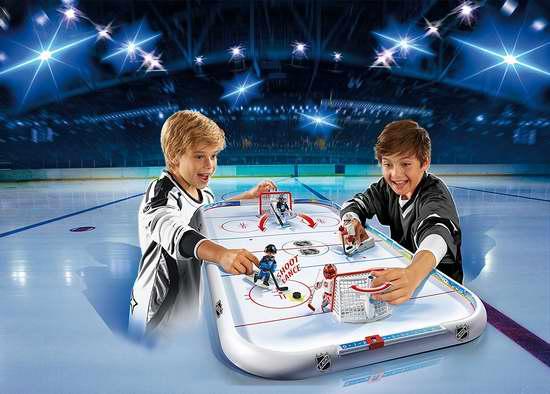 Playmobil NHL 桌上冰球游戏套装 59.97加元包邮!支持次日送达!