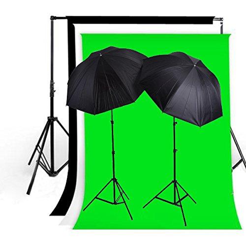 Neewer 摄影摄像工作室灯光+背景幕布超值装2.6折 117.42加元限时清仓并包邮!