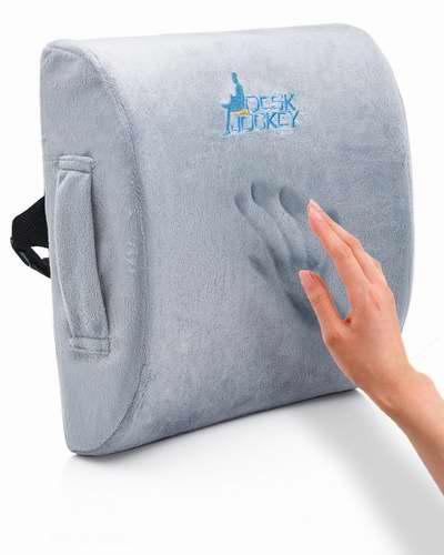 Desk Jockey 治疗级腰部支撑枕 21.59加元限量特卖!