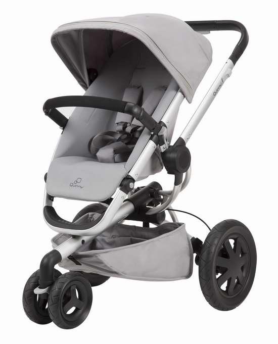 历史新低!Quinny Buzz Xtra 2.0 婴儿推车 469.99加元限时特卖并包邮!
