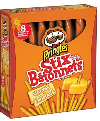 Pringles Stix Cheese 薯条棒 2.25加元特卖!