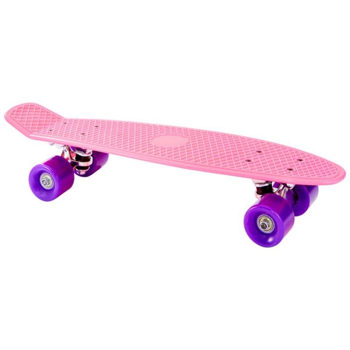 22英寸粉色儿童霓虹灯滑板 29加元,原价 44.95加元,包邮